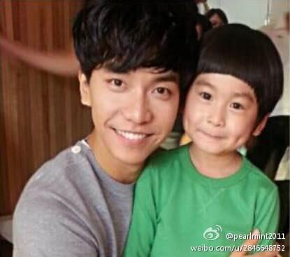 choi ro woon pic with seung gi