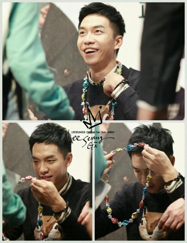 heritory fan signing22 AIREN_fanclub candy necklace