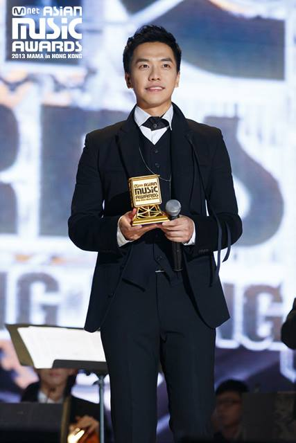 Mnet | Lee Seung Gi Forever