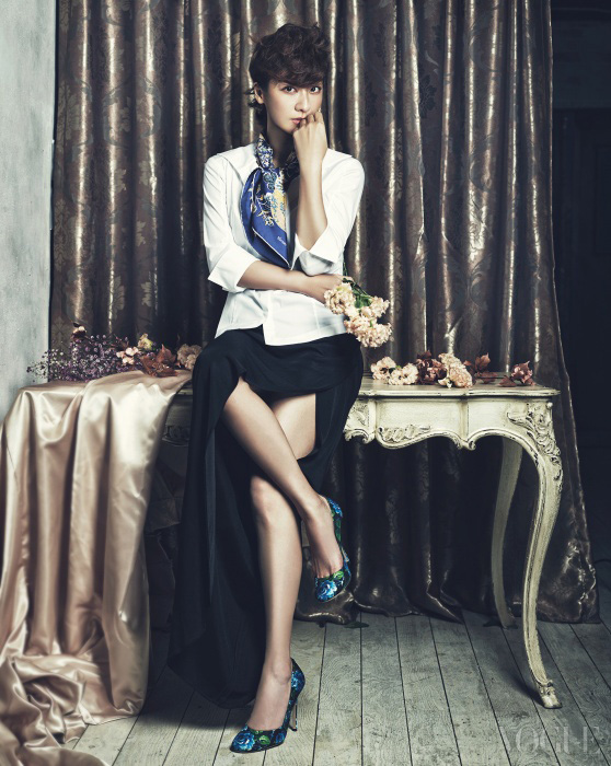 more vogue mi yeon chic