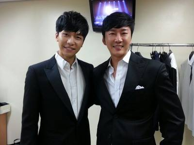 sg and mbc reporter lsunhee